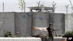 আফগান কারাগার থেকে ৪০০ বন্দী পালিয়ে গেছে