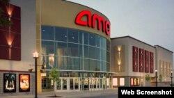 یکی از سینماهای «ای ام سی» بزرگترین زنجیره ای سینمائی جهان Photo: AMC