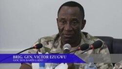 BIDIYO: Sabon Kwamandan Sojojin Runduna ta 7 Ya Kama Aiki a Maiduguri