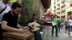 Refugees Bring Syrian Music to Turkish Streets