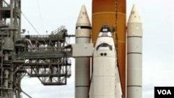 Pesawat ulang-alik Discovery akan dipensiunkan tahun ini.