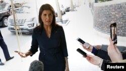 La embajadora de Estados Unidos ante la ONU, Nikki Haley, pronunciará el martes 8 de mayo un discurso sobre América Latina durante la organización empresarial Council of the Americas en la sede del Departamento de Estado.