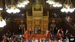 Nữ hoàng Anh Elizabeth hôm thứ Tư 21/6 chính thức khai mạc Quốc hội.