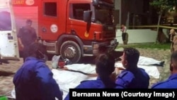 Selangor Fire and Rescue Department chief Azmi Osman said all the divers were brought to banks of the pond before Cardiopulmonary Resuscitation (CPR) was administered by a medical team but failed.