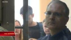 Nga tiếp tục giam một công dân Mỹ bị cáo buộc gián điệp