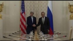 Kerry Seeks Common Ground in Moscow Talks With Lavrov