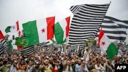 آزادی مارچ کے شرکا 27 اکتوبر کو کراچی سے روانہ ہوئے تھے۔