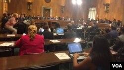 جلسه روز چهارشنبه کمیته روابط خارجی سنا