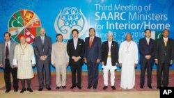 جنوبی ایشیائی ممالک دہشت گردی کے خلاف متحد
