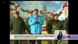مدورو: ترمپ پلان تهاجم نظامی بر ونزویلا دارد