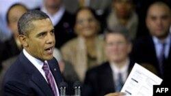 Anketa: Obama fitues në një garë hipotetike ndaj Romney-t