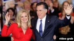 Anne & Mitt Romney