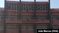 Sede do Governo provincial do Huambo, Angola