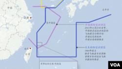 """中国""""东中国海防空识别区"""""""