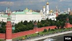 Moskva şəhəri, Kreml