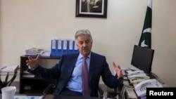 巴基斯坦国防部长阿西夫