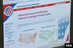 Internet stranica Federalne izborne komisije