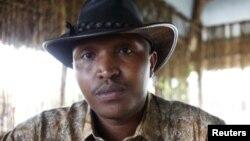 Bosco Ntaganda, jenderal Kongo yang dicari Mahkamah Kejahatan Internasional atas dakwaan melakukan kejahatan perang (foto: dok).