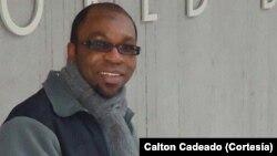 Calton Cadeado, investigador moçambicano