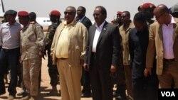 Safarka Beledweyne ee Madaxweynayaasha Djibouti iyo Somalia.