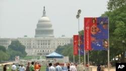 2010 Smithsonian Folklife Festival in Washington DC.
