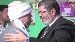 В гостях у Мохаммеда Мурси