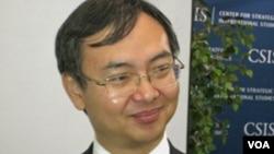 中國國際問題學者,外交學院的蘇浩教授