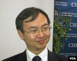 中国外交学院教授苏浩