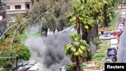 Napadi u Siriji stalna pojava