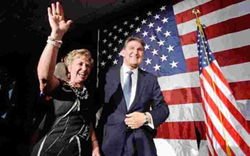 Joe Manchin, West Virginia, US elections 2010
