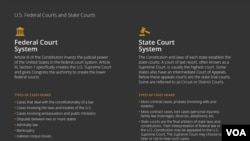 Courts Explainer: 4th and 9th US Circuit Courts