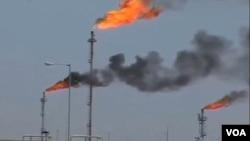 兩伊石油合作生產.