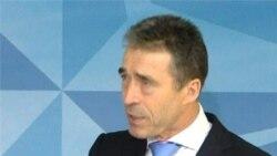 NATO Secretary General Rasmussen Discusses Coalition's Afghanistan Timeline