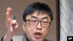 台灣民進黨立委段宜康(資料圖片)