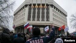 Protes pro-Rusia