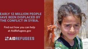 #aidrefugees