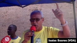 Leonel Gomes reitera desafios do partido