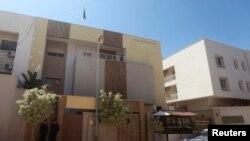 Kedutaan Besar Yordania di Tripoli, Libya (foto: dok).