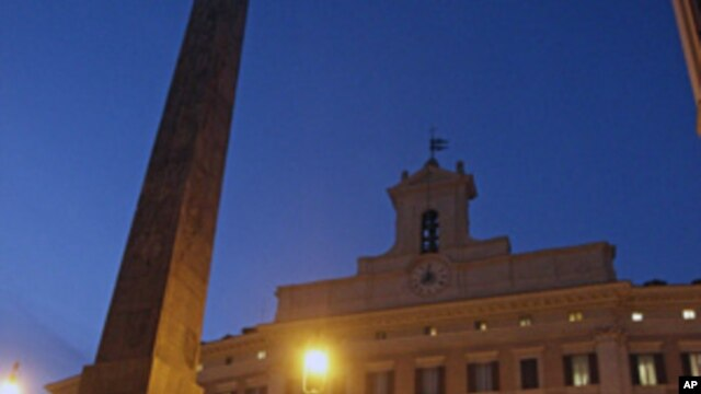 Italian Parliament in Rome, Sep 7, 2011
