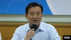 6台湾民进党籍立法委员王定宇