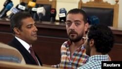 Novinar Al Džazire Mohamed Fahmi