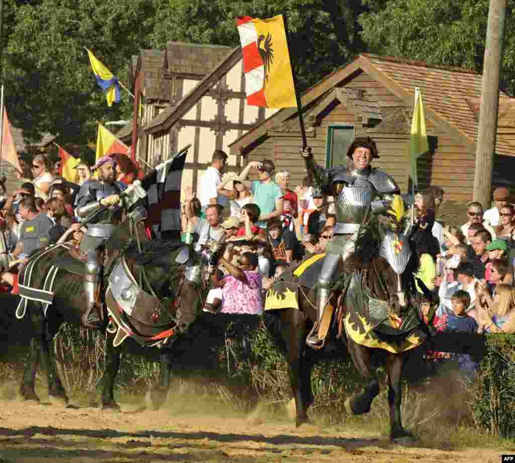Осень позднего средневековья. Часть 2