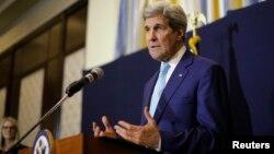 Menlu AS John Kerry mengatakan bahwa tantangan mencapai kesepakatan nuklir dengan Iran terutama bersifat politis (14/3).