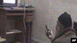 نشر نوار ویدیویی اسامه بن لادن