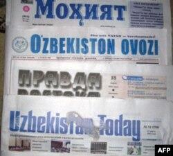 Vatandagi manzara: Ikki jurnalist ochlik e'lon qilgan; OAV prezidentni maqtamoqda