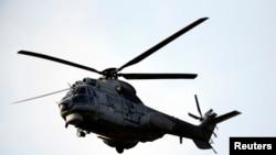 ترک فضائیہ کا کوگر ہیلی کاپٹر