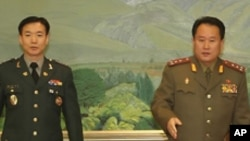 2010년 9월 남북 군사실무회담 (자료사진)