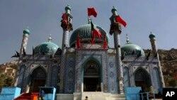 تصویر آرشیوی از کارته سخی در کابل