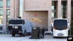 Здание суда в Стамбуле