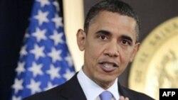 ABŞ prezidenti Liviyada vəziyyətlə bağlı Amerika xalqına müraciət edəcək